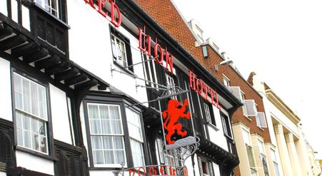 Haunted Hotels Essex, Red Lion