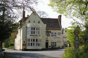 Most Haunted Hotels Kent, Woolpack Hotel