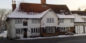 Most Haunted Hotels Kent The Chequers Smarden