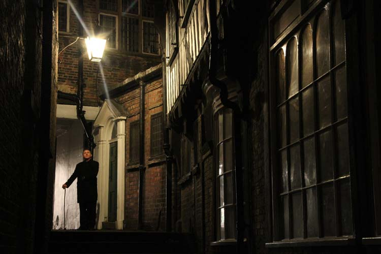 Ghost Walk York