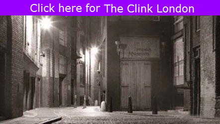 Overnight Ghost Hunt London Clink